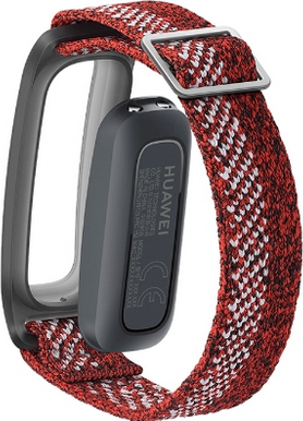 Ремешок Huawei Band 4e Strap Alizarin Red