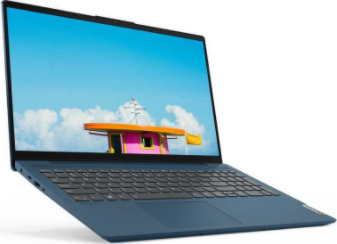 "Ноутбук Lenovo IP5 15IIL05 15.6"" FHD, Intel Core i5-1035G1, 8Gb, 256Gb SSD, noDVD, Win10, Light Teal"