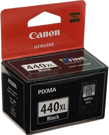 Картридж Canon PG-440XL для PIXMA MG2140, MG3140 black