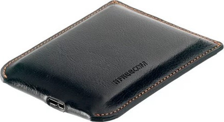 "Внешний жёсткий диск1000GB Freecom 2,5"" (Mobile Drive XXS Leather) USB 3.0"