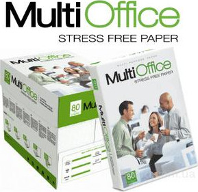 Бумага Multi Office A4 80 гр/м2
