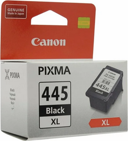 Картридж Canon PG-445XL для PIXMA MG 2440 / MG2450 / MG2540 / MG2550 black