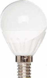 Лампа Verbatim LED Mini Globe E14 3.5W 3000K WW 250LM 160 Degree