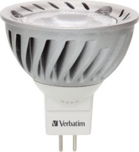 Лампа Verbatim LED MR16 GU5.3 4.0W 3000K WW 200LM 20 Degree