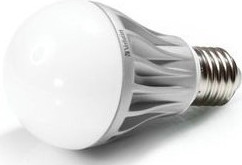 Лампа Verbatim LED Classic A E27 6.5W 3000K WW 480LM 130 Degree