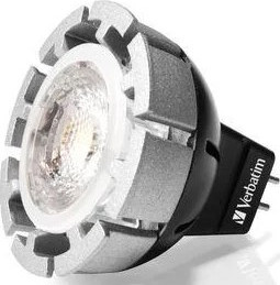 Лампа Verbatim LED MR16 GU5.3 7.0W 12V AC/DC 4000K NW 450LM 40 Degree DIM