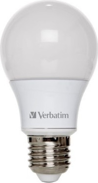 Лампа Verbatim LED Classic A E27 9.0W 2700K WW 810LM 220 Degree Frosted