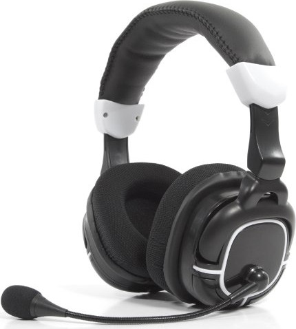 Гарнитура беспроводная SPEED-LINK Datel GAME TALK-PRO 2 Wireless Headset w Mic