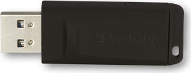 USB Flash Drive 64GB Verbatim (SLIDER) USB2.0 (98698)