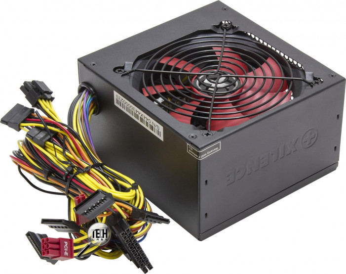Блок питания  600W XILENCE <XP600R6> Performance C series ATX PFC