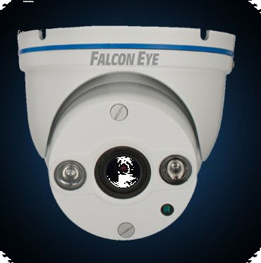 IP- видеокамера Falcon Eye FE-IPC-DL200PV (купольная)