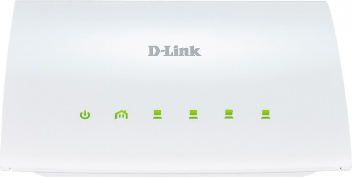 Коммутатор D-Link DHP-346AV 4*10/100 Powerline port