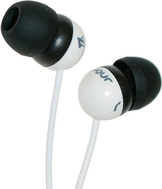 Наушники Fischer Audio JB4 Black/White