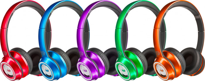 Гарнитура Monster NCredible NTune (Cobalt Blue) On-Ear Headphones