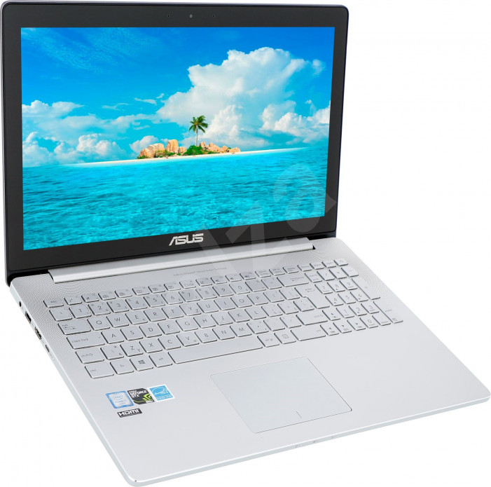 "Ноутбук Asus 15.6"" FHD (UX501VW) Intel  i7-6700HQ /8Gb DDR4/SSD 512Gb/1NV GTX960M 2Gb DDR5/Win 10"