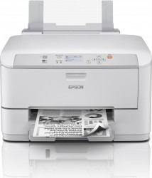 Принтер A4 EPSON WorkForce Pro WF-M5190DW монохромный
