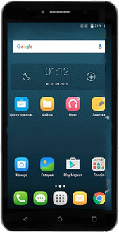 "Смартфон Alcatel One Touch PIXI 4(6) 3G 6.0"" Черный (8050D) 8 Гб/1 Гб"