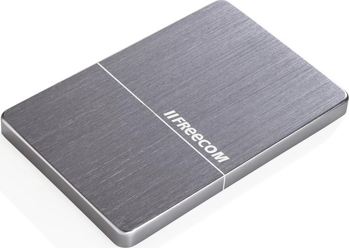 "Внешний жёсткий диск2000GB Freecom 2,5"" (mHDD Mobile Drive Metal slim Space Grey) USB 3.0"