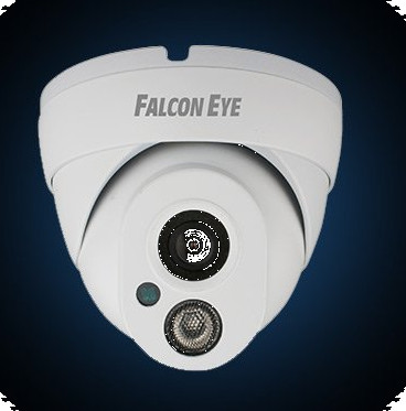 IP- видеокамера Falcon Eye FE-IPC-DL200P (купольная)