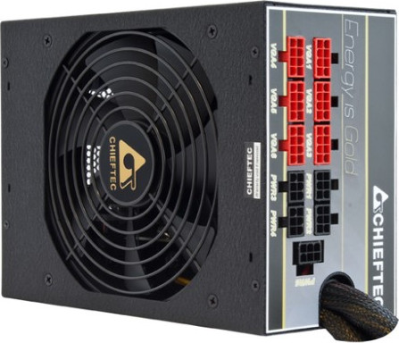 Блок питания 1250W CHIEFTEC <GPM-1250C> 80PLUS GOLD Navitas series ATX