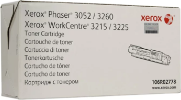 Картридж Xerox Phaser 3052, 3260/ WorkCentre 3215, 3225