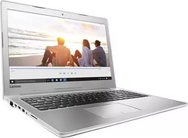 "Ноутбук Lenovo 15,6"" FHD (IP510-15IKB) - I5-7200U/8Gb/1000GB/  BT /Wi-Fi /Win10"