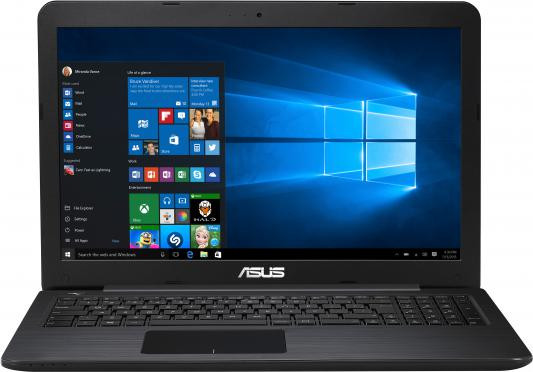 "Ноутбук ASUS 15.6"" HD (X555Qg) A12-9700P/8GB/1TB /DVDRW/Win10 Black - Восстановленный"