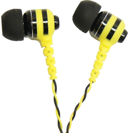 Наушники Fischer Audio Wasp Yellow