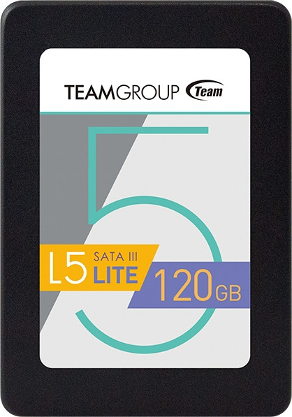 "Диск SSD2.5"" 120Gb Team Group Dark L5 Lite series SATA3 (6Gb/s) ( T2535T120G0C101 )"