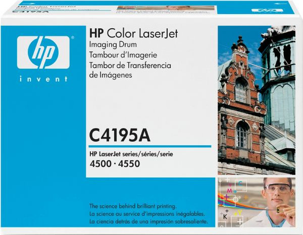 Барабан HP Color LJ 4500/4550 (C4195A)