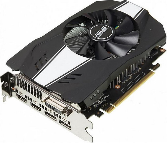 Видеокарта   ASUS GeForce GTX 1060 GDDR5 3072MB 192-bit (PH-GTX1060-3G)
