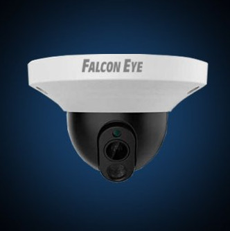 IP- видеокамера Falcon Eye FE-IPC-DWL200P (купольная)