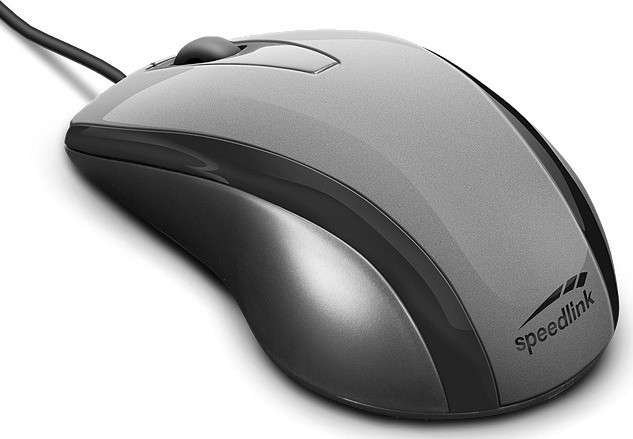 Мышь SPEEDLINK RELIC Mouse, grey