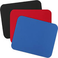 Коврик SPEEDLINK BASIC Mousepad, black,blue,red