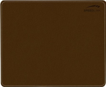 Коврик SPEEDLINK NOTARY Soft Touch Mousepad, brown