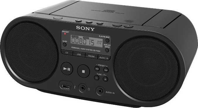 Магнитола SONY ZS-PS50B