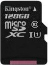 Micro Secure Digital 128GB Kingston (SDC10G2/128GB) SDHC (Class 10)