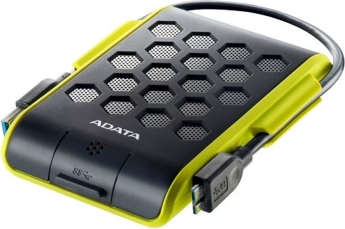 "Внешний жёсткий диск1000GB ADATA 2,5"" (Durable HD720 Green IP68) USB 3.0 (AHD720-1TU3-CGR)"