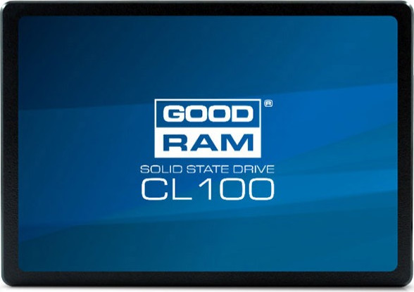"Диск SSD2.5"" 120Gb GOODRAM CL100 Series SATA3 (6Gb/s) ( SSDPRCL100120 )"