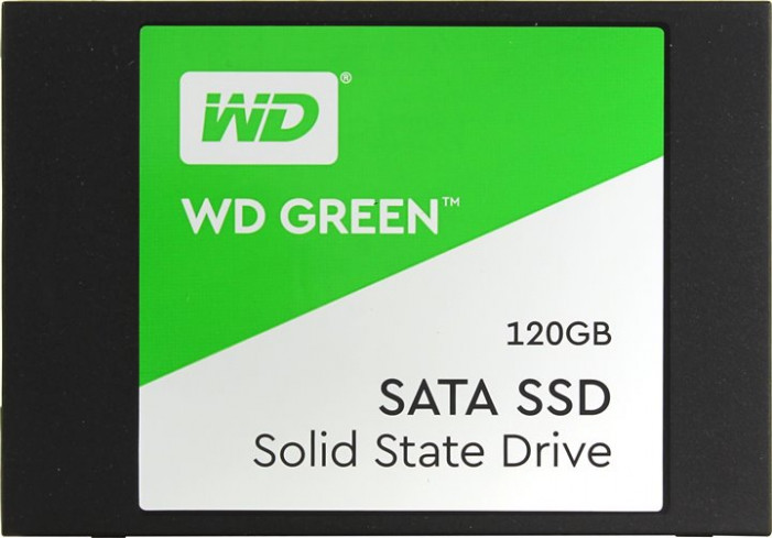"Диск SSD2.5"" 120Gb WD Green series SATA3 (6Gb/s) ( WDS120G2G0A )"