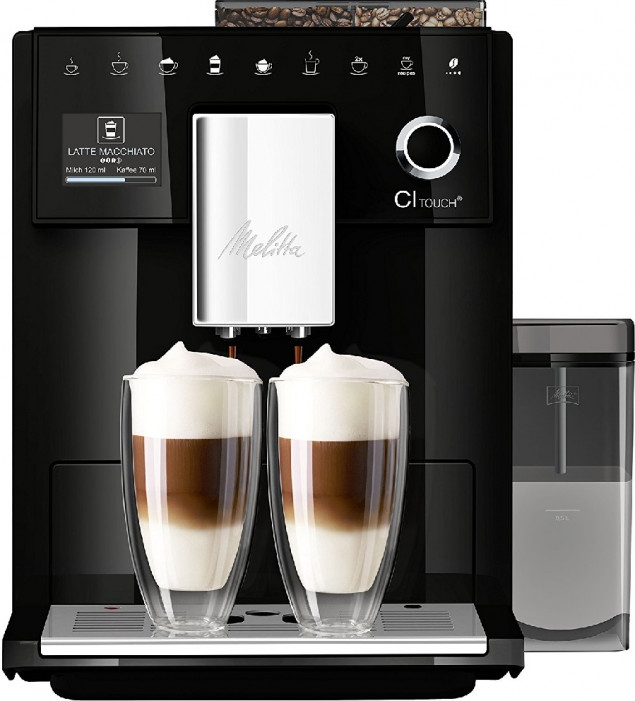 Кофемашина Melitta F63/0-102 Ci Touch Black