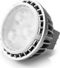 Лампа Verbatim LED MR16 GU5.3 7W 12V AC / DC 3000K WW 470LM DIM BOX