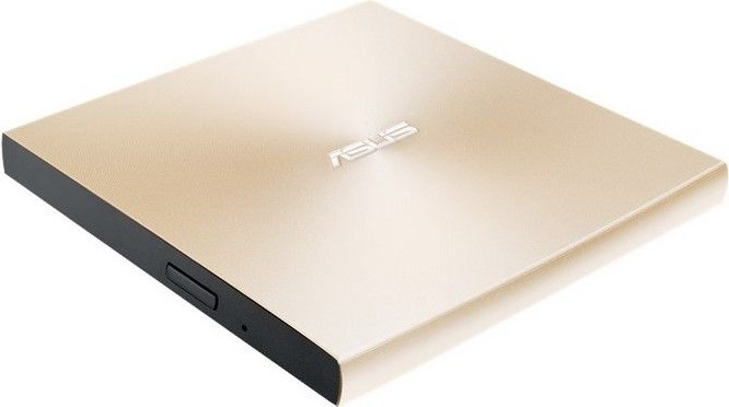 DVD-RW ASUS (SDRW-08U9M-U/GOLD/G/AS) Gold, USB External
