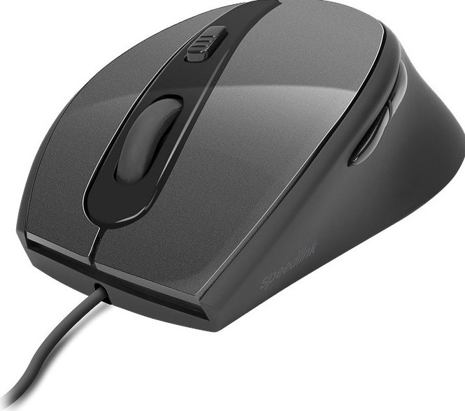 Мышь SPEEDLINK AXON Desktop Mouse - USB, grey