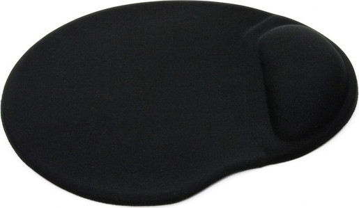 Коврик для мыши Gembird MP-GEL-BLACK Gel mouse pad