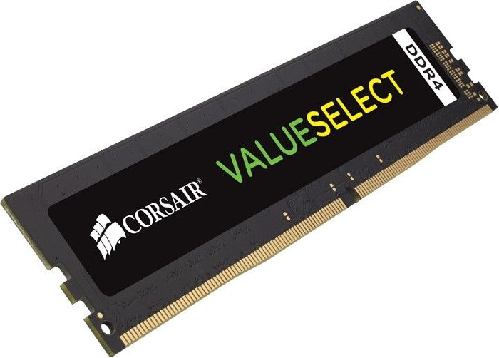 4GB DDR4-2666 (PC4-21300) <Corsair> Value series ( CMV4GX4M1A2666C18 )