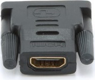 Переходник HDMI female - DVI-male adapter Gembird
