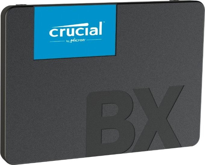 "Диск SSD2.5"" 480Gb Crucial BX500 3D NAND series SATA3 (6Gb/s) (CT480BX500SSD1)"