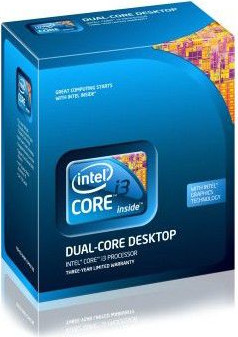 LGA1156 Intel Core i3-550 (3.20 Ghz 4M) BOX