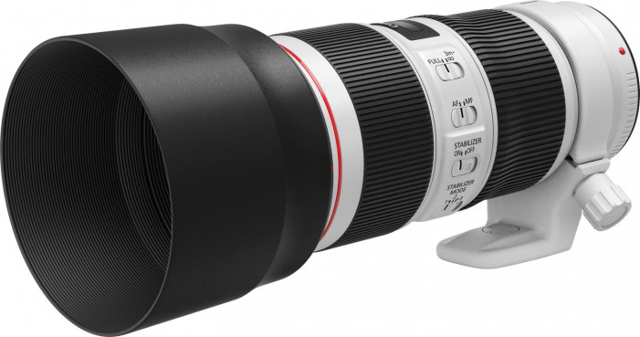 Объектив CANON EF 70-200 F/4 L IS II USM